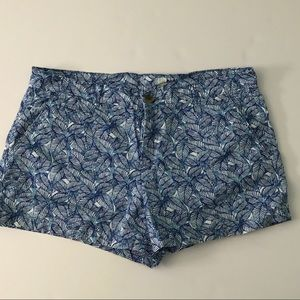 Women's GAP 5 pocket Shorts Size 12R